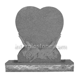 Heart Headstones