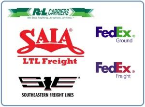 Shipping Logos