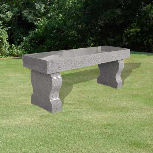Bench with Straight Seat-Background