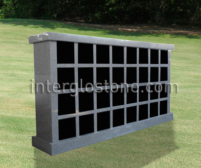 32 Niche Single Sided columbarium