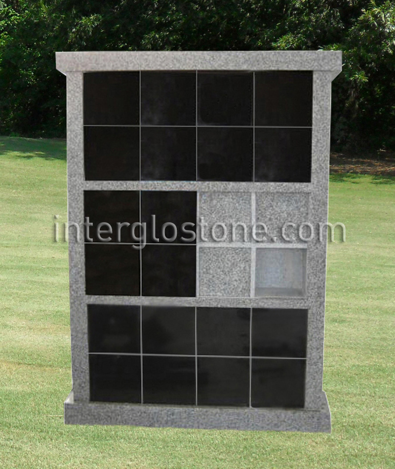 48 Niche Double sided Vertical columbarium