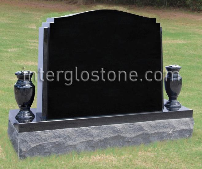Classic Serp 1 Headstone