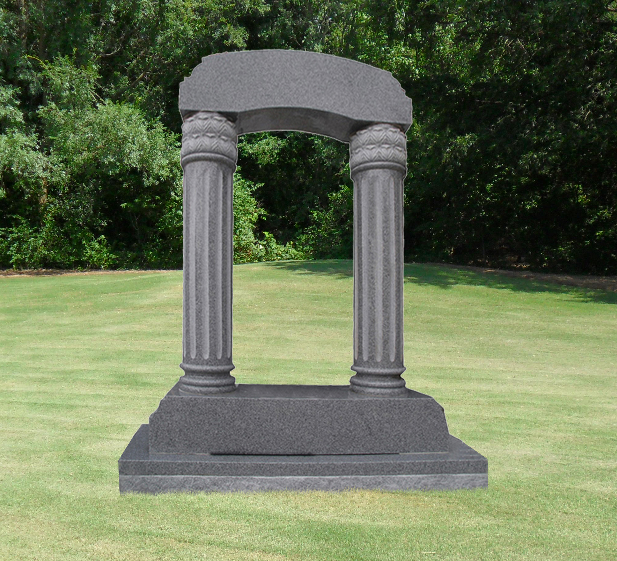 Column Set B2 Headstone