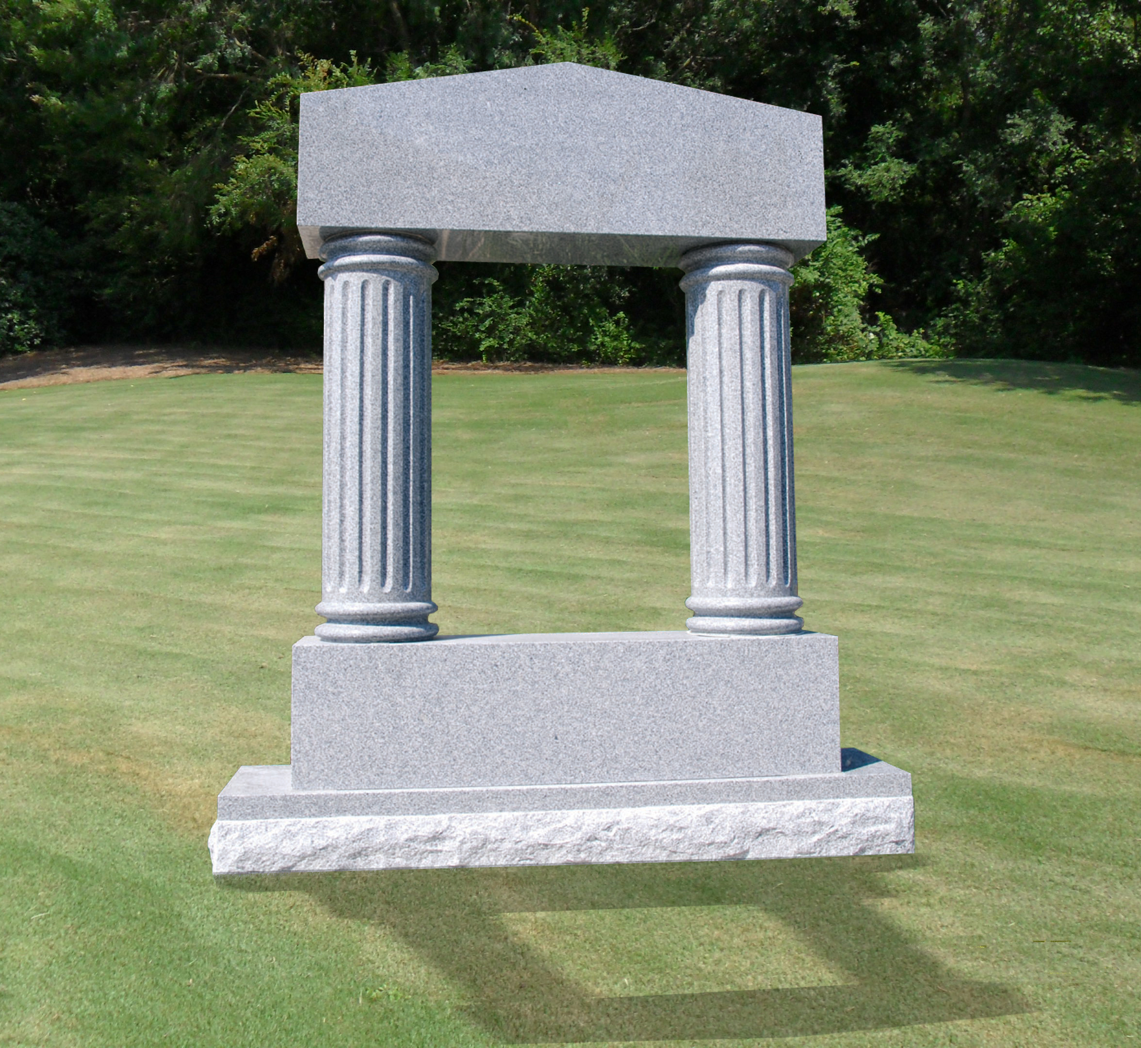 Column Set C Headstone