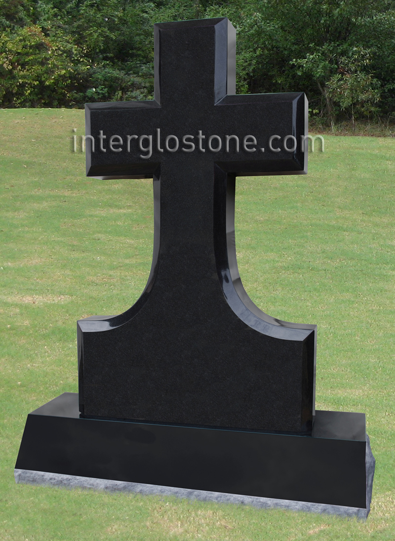 Small Cross Headstone