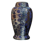 Exquisite Abode Brass Adult cremation Urn