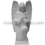 Kneeling Angel 3 Statueweb-feature