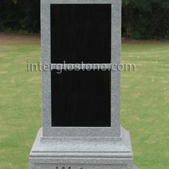 Leaf Top Obelisk Cremation Memorial (1)web