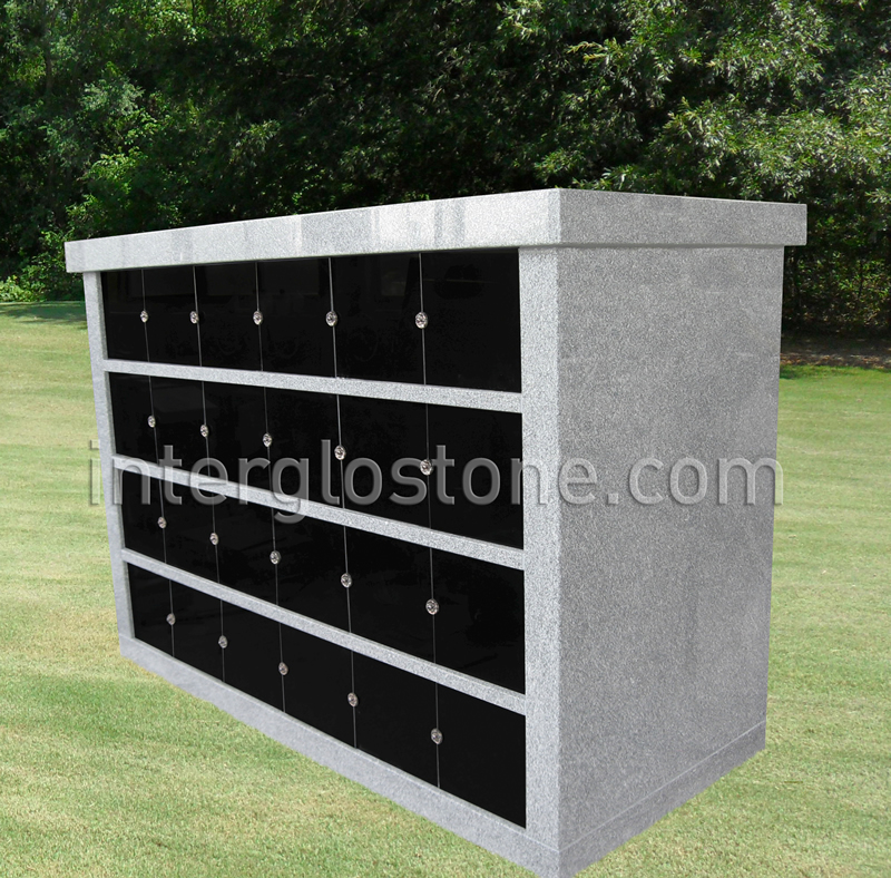 48 Niche Double Sided columbarium