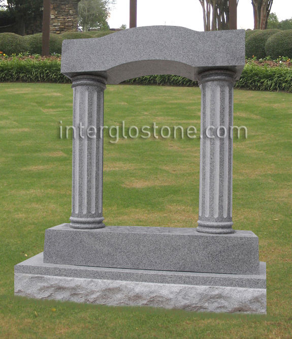Column Set A Headstone