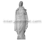 Mary Sacred Heart STATUE