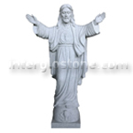 Sacred Heart of Jesus B STATUE