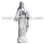 Sacred Heart of Jesus C STATUE